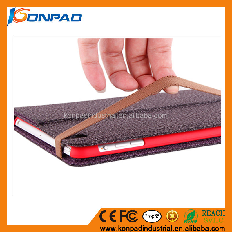 New design Flip PU Leather Stand Tablet Case Cover For Tablet For iPad Air