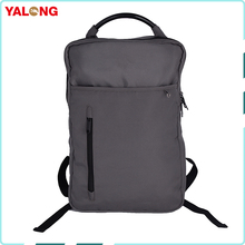 Large capacity outdoor business laptop anti-theft secret compartment backpack bag