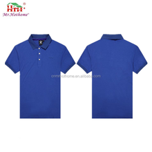 Factory supply free sample 100% cotton mens custom polo shirt