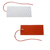 220V Silicone Electric Heating Blanket 400x400mm 800w Adhesive, 100k Thermistor