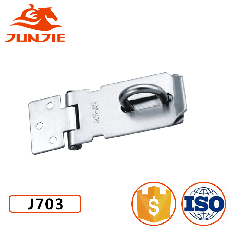 wholesale SUS201# hinge hasp and staple