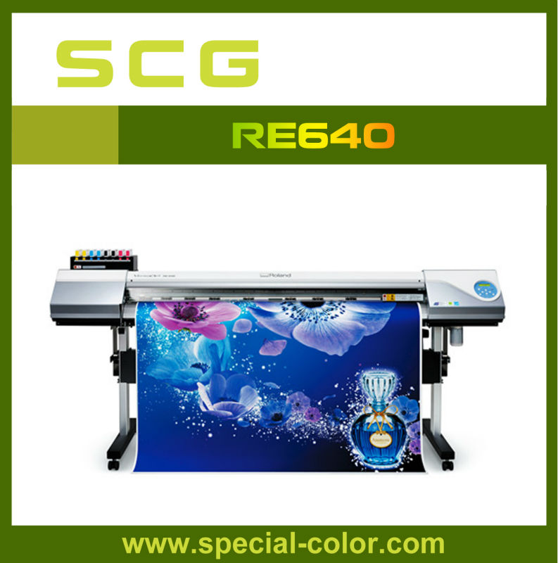 1.62m high quality Roland printer re 640 eco solvent