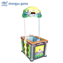Football Baby kids coin operated foosball table video game machines sale