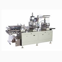 DB-420 Automatic Plastic Fruit Plate/Tray/Lid Making/Thermoforming/Forming Machine