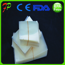 Embossing and safe vacuum packing bag with safe PE PA material for all vacuum machine