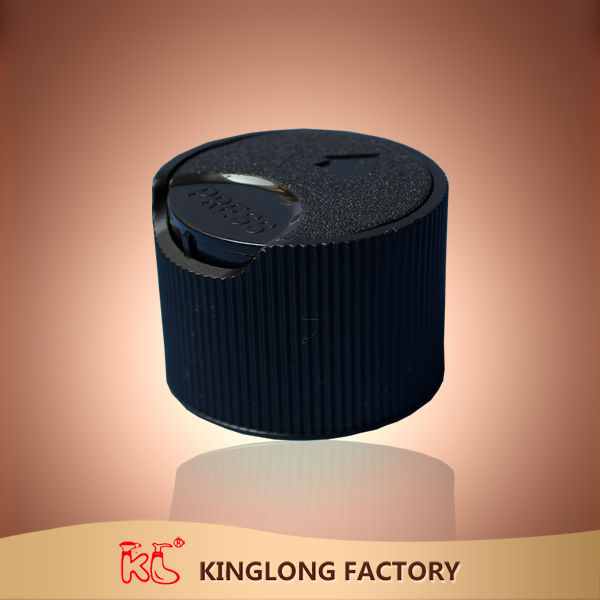 Hot sale kinglong brand high quality plastic disc top caps for screws