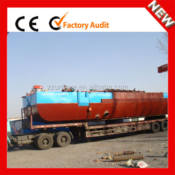 Mining Machinery Top Quality Gold Mining Dredge for Sale