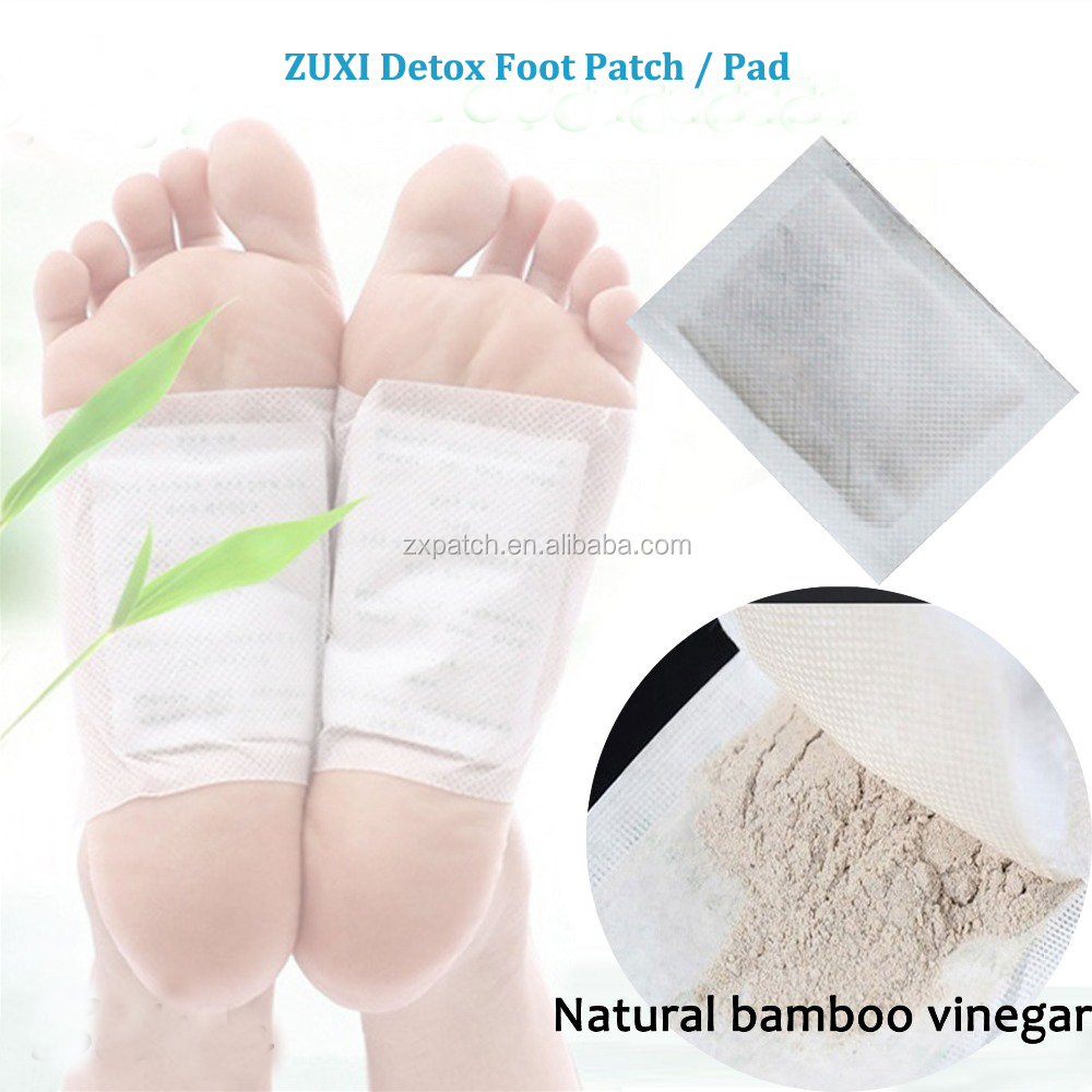 Shibo professional OEM service new product gold detox foot patch body detox and slimming