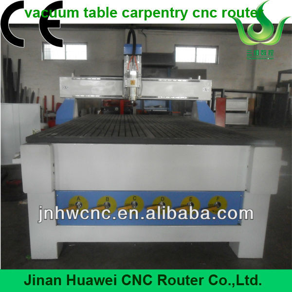 Jinan Huawei CNC Router supplying all kinds of carving machine best cnc machine shop