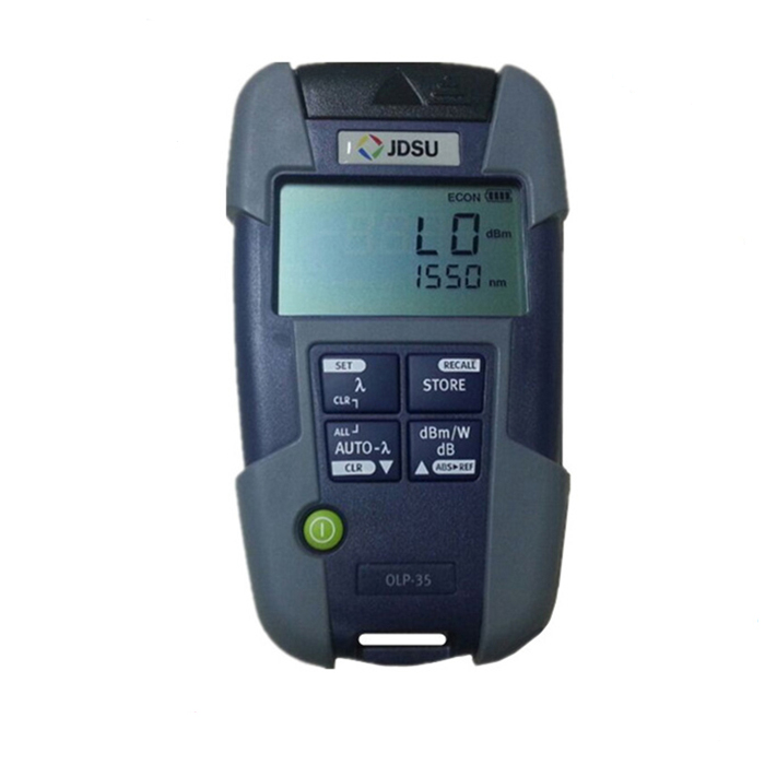 USA JDSU SmartPocket Fiber Tester JDSU OLP-35 Optical Power Meter
