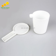 Bees Feeding Tool Plastic Round Bee Feeder/Entrance Feeder