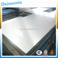 Hairline finish stainless steel sheet 304 with PVC coating