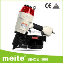 meite cn100b coil nailer pneumatic Nail gun nail air nailer length 65~100mm Made in China