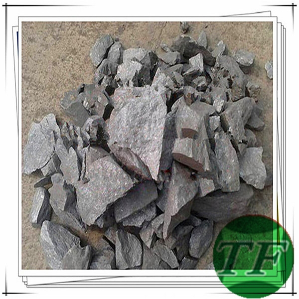 China Factory export directly Calcium Silicon /SiCa Ferro Alloy to Korea