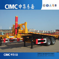 Container Tipping Chassis