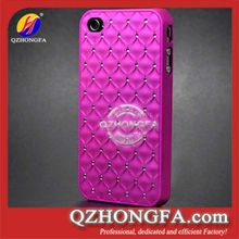 2014 Wholesale Fashion Rhinestone Phone Case For iPhone 4 4S