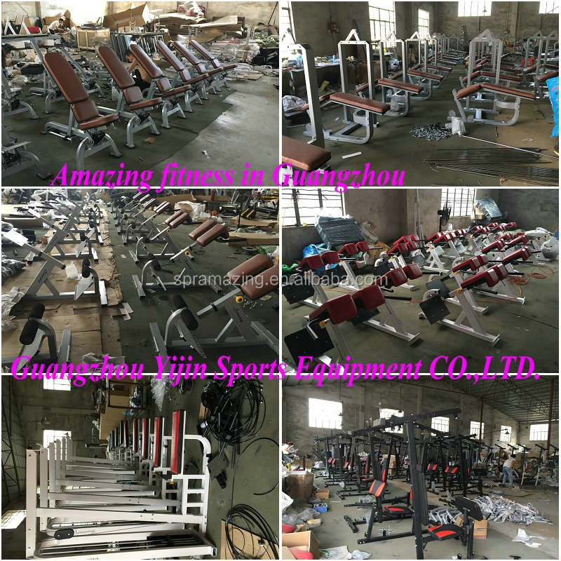 4 in 1 Multifunctional home gym strength equipment Guangzhou Amazing fitness equipment factory competitive price AMA7000E-1