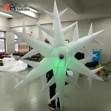 Light Inflatable Snowflake for Christmas Decorations