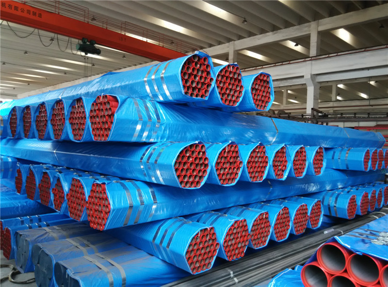 FM Approved And UL Listed ASTM A53 Fire Fighting Steel Pipes