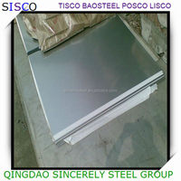 BV Certification and 300 400 Series Grade 304 316 410 430 stainless steel sheet