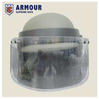 MICH bullet proof mask / helmet visor
