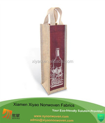 Wine Tote bag Wholesale Bags Single Bottle Wine Tote