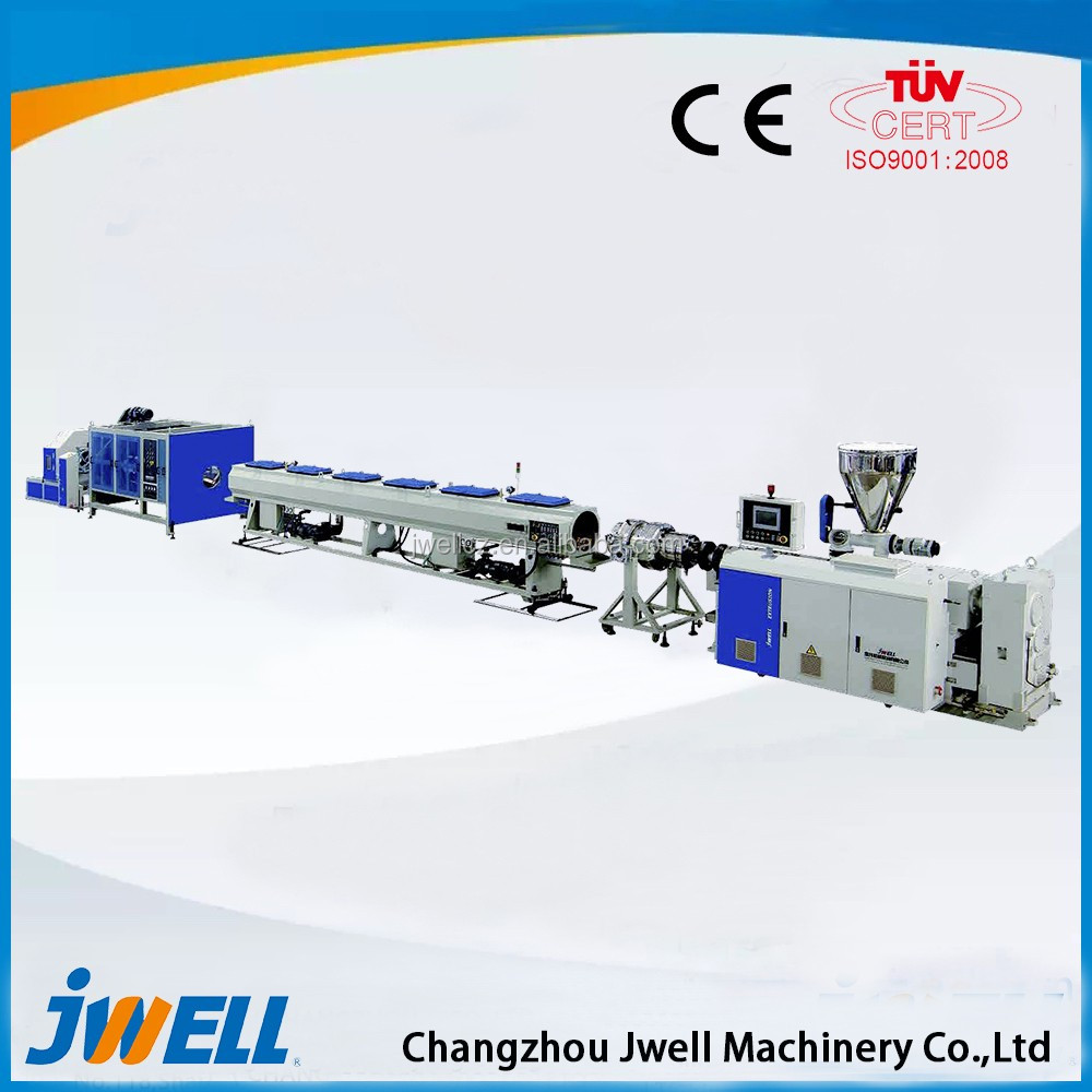 Jwell Common Diameter MPP Electrical Wire Protection Pipe Plastic Machinery Manufacturers