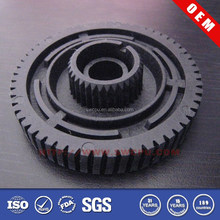 Plastic tooth gear, internal ring gear,double spur gear