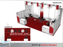 2012 20'x10' Exhibition fair booth design