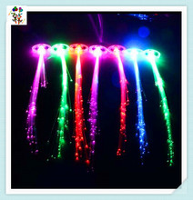 Cheap Colors String Flashing Light Up Led Optical Fiber HPC-2596
