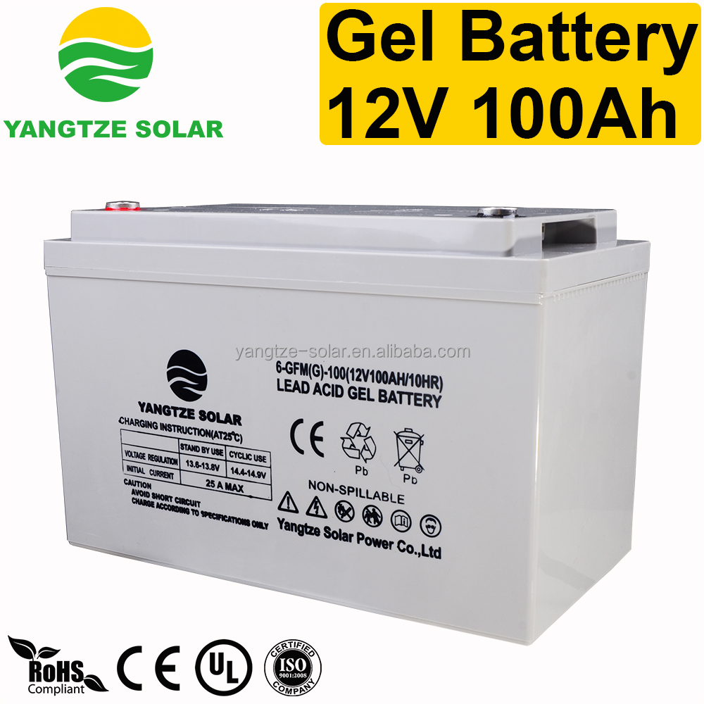 cheap deep cycle 12v 100ah rocket battery