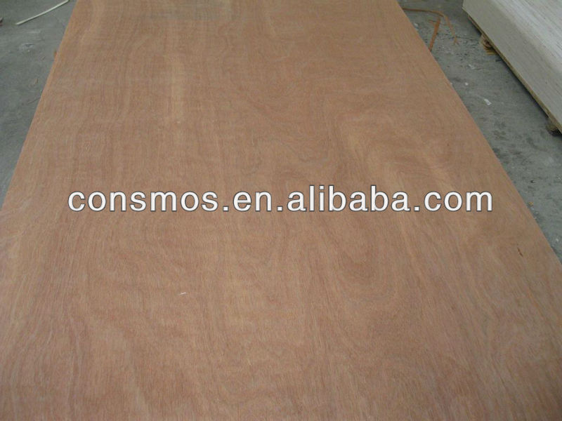 hardwood core plywood with keruing face and back/Gurjan F/b