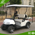 3KW 48V small cheap electric 2 seater golf trolley for sale with CE/EPA certificate