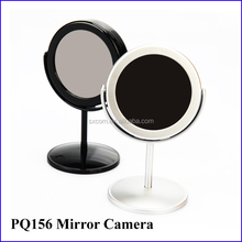 Mirror Camera Wireless battery operated CMOS motion Sensor hidden camera of home security camera system PQ156