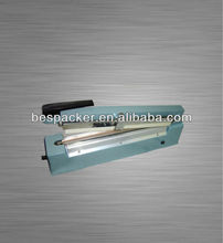 PFS-200/300/400 aluminum body hand impulse sealer / heat seal machine with side cutter