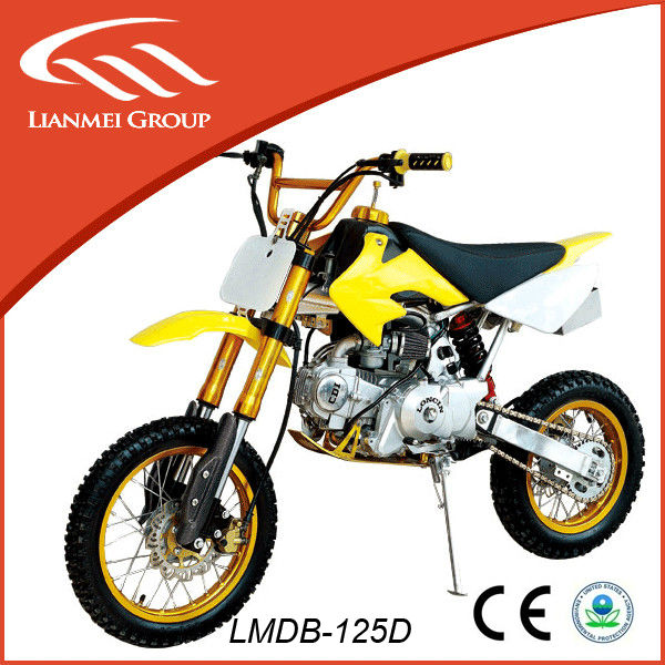 4 stroke mini chinses dirt bike 125cc