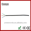 CCC Rubber sheathed YZ YZW 300 500v flexible cable
