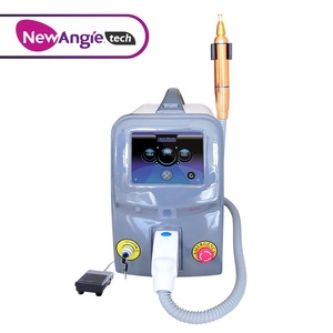 Portable style tattoo removal picosecond laser 755 device