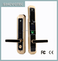Home High Quality Security Door Locks with Generator Price