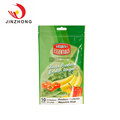 Custom Hot Sale Resealable Plastic Bag For Food