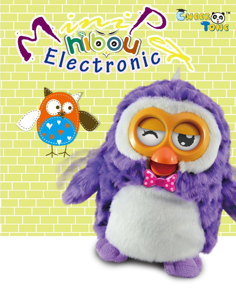 Hot selling wireless interactive soft plush toys