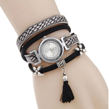 new design cheap wrap elegance fashion tassel watches for sales