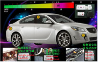 automotive emission exhaust gas test equipment on factory price of Japan test bench
