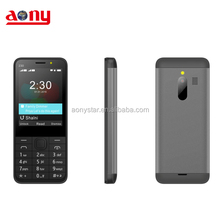 New 2.8inch big screen mobile phone low price china mobile phone unlocked cellulares phones OEM Shenzhen manufacturer