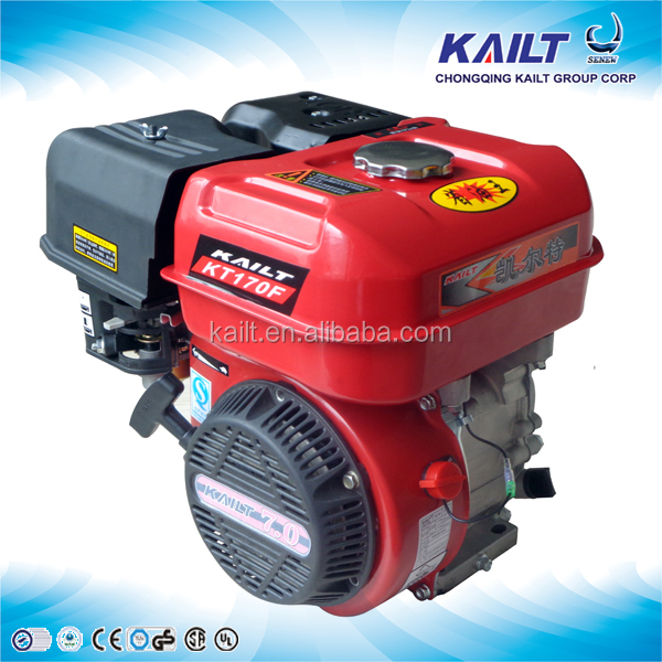 New 200cc gasoline engine(Rear Carb)Gasoline Engine 170F for racing kart