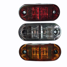 New pruduct led side marker lamp car accessory for truck 10-30V ADR EMARK DOT Waterproof