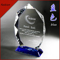 Creative k9 crystal licensing iceberg plaque crystal award