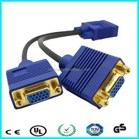 Cheap vga to composite splitter audio video cable