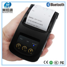 cheap price 58mm mini bluetooth mobile thermal printer for Android protable printer MHT-5800