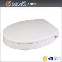 Elongated Toilet Seat Shape and Acrylic Toilet Seat Material polyresin toilet seat